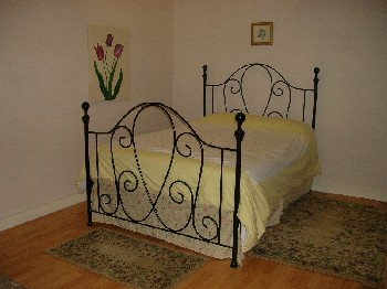 Beaumaris Iron Bed