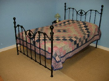 Snowdonia iron bed